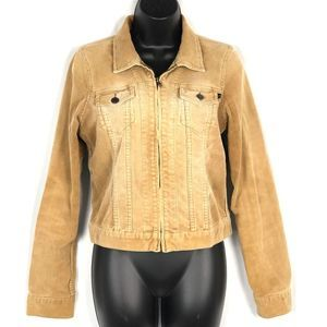 Abercrombie & Fitch Corduroy Jacket Small